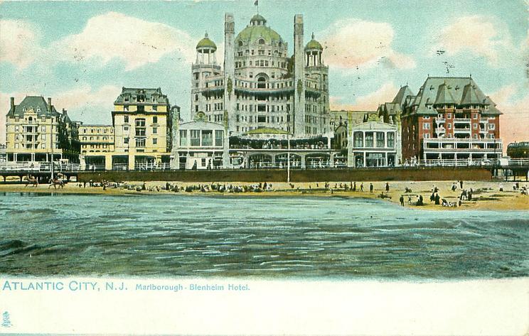 MARLBOROUGH - BLENHEIM HOTEL