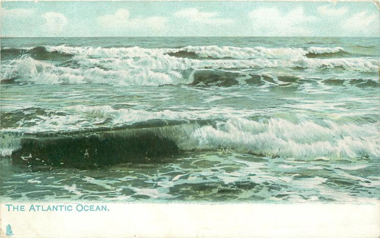 THE ATLANTIC OCEAN