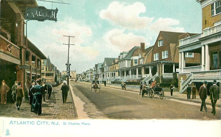 ST. CHARLES PLACE