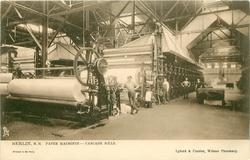 PAPER MACHINES - CASCADE MILLS