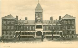MAIN BUILDING, SOLDIERS HOME