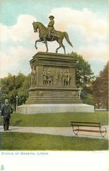 STATUE OF GENERAL LOGAN