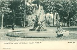 ON THE PARK - PALMER FOUNTAIN