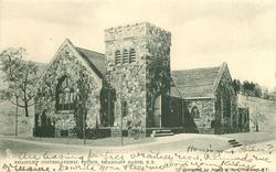 BRIARCLIFF CONGREGATIONAL CHURCH, BRIARCLIFF MANOR, N.Y.