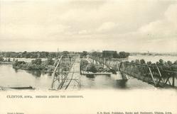 BRIDGES ACROSS THE MISSISSIPPI