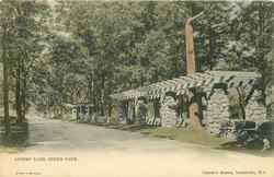 LOVERS' LANE, DUKE'S FARM