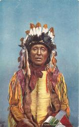 "CHIEF ""SHOOTING HAWK"""