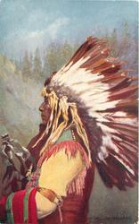 "CHIEF ""YELLOW THUNDER"""