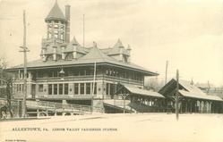 LEHIGH VALLEY PASSENGER STATION