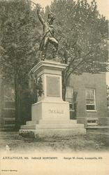 DEKALB MONUMENT