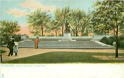 LINCOLN MONUMENT, LINCOLN PARK
