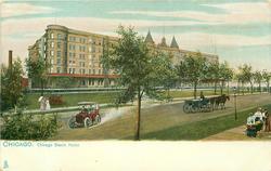 CHICAGO BEACH HOTEL