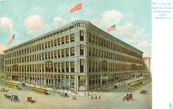 RETAIL DRY GOODS ESTABLISHMENT OF THE WM. BARR CO.