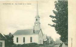 ELM STREET M.E. CHURCH