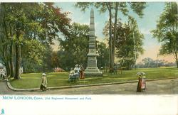 21ST REGIMENT MONUMENT AND PARK
