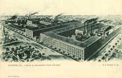 PARLIN & ORENDORFF PLOW FACTORY