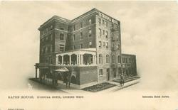 ISTROUMA HOTEL, LOOKING WEST