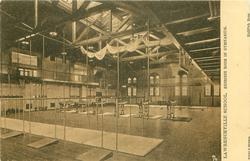 EXERCISE ROOM IN GYMNASIUM