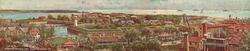 FORTRESS MONROE AND HAMPTON ROADS