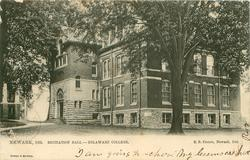 RECITATION HALL - DELAWARE COLLEGE