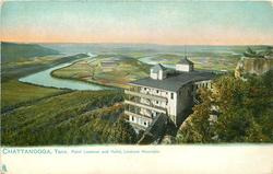 POINT LOOKOUT AND HOTEL, LOOKOUT MOUNTAIN