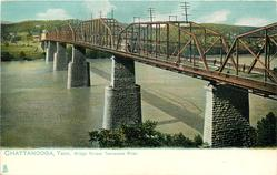 BRIDGE ACROSS TENNESSEE RIVER