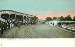 OLYMPIA PARK RACE TRACK
