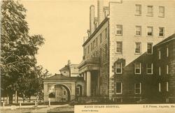 MAINE INSANE HOSPITAL