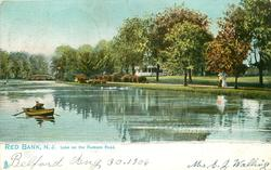 LAKE ON THE RUMSON ROAD