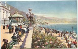 LA TERRASSE DU CASINO  with bandstand