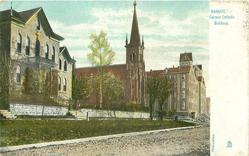 GERMAN CATHOLIC BUILDINGS