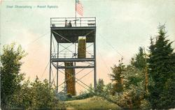 STEEL OBSERVATORY - MOUNT AGASSIZ