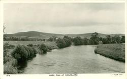 RIVER DON AT MONTGARRIE