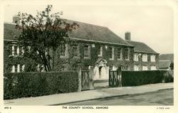 THE COUNTY SCHOOL
