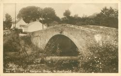 ABERGARW BRIDGE, NR. ABERKENFIG