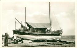 THE LIFEBOAT (LAUNCHED 12TH. AUGUST, 1933)