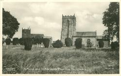 ST. MARY'S AND ST. ADELWOLD'S CHURCHES