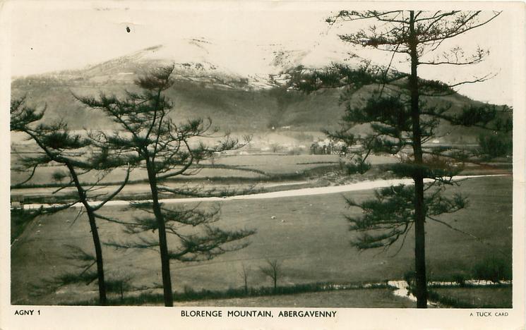 BLORENGE MOUNTAIN