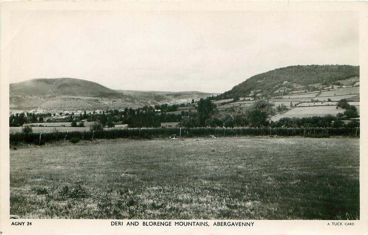 DERI  AND BLORENGE MOUNTAINS