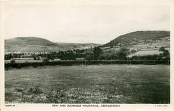 DERI  AND BLORENGE MOUNTAINS
