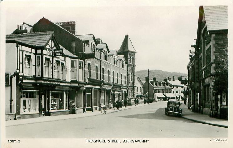 FROGMORE STREET