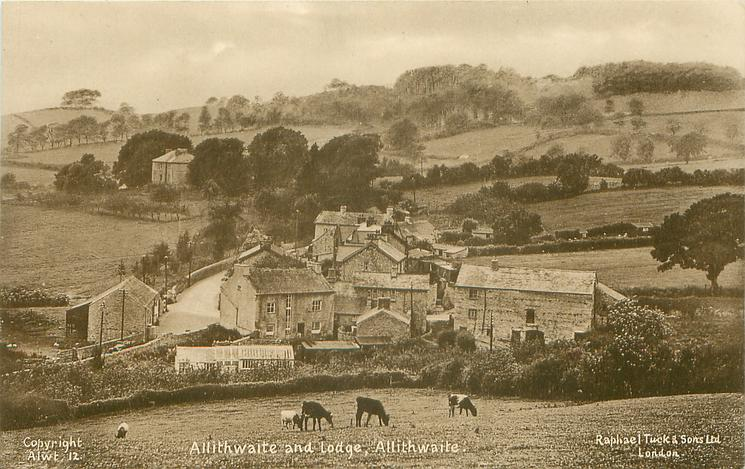 ALLITHWAITE AND LODGE