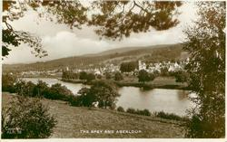THE SPEY AND ABERLOUR