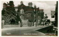 GEORGE HOTEL or GEORGE HOTEL AND HIGH STREET