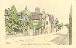 GEORGE HOTEL, HIGH STREET