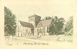 AMESBURY PARISH CHURCH