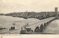 JOHN STREETS BRIDGE, Tuck error for JOHN STREET BRIDGE