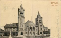 CITY HALL AND MARKET HOUSE