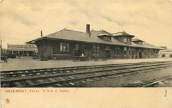 T. & N. O. STATION