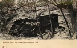 OLD MAID'S KITCHEN - CUYAHOGA FALLS